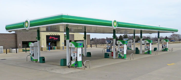 BP Kwik Stop with Top Tier Gasoline